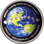 New Sioux Solar Eclipse Coin